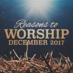 Reasons to Worship