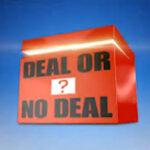 God Asks: Deal or No Deal?